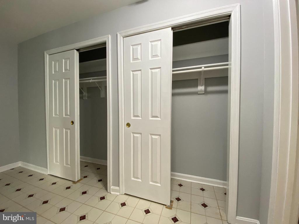 Lower Level with Lot of storage space - 6311 WILLOWFIELD WAY, SPRINGFIELD
