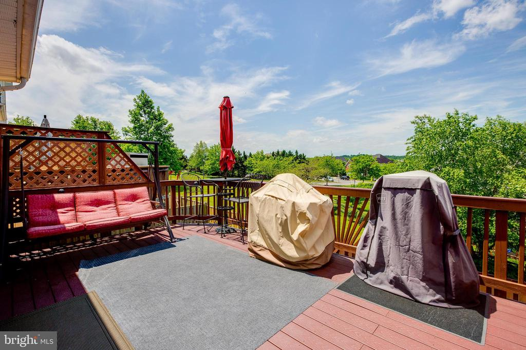 Great views - 807 VALEMOUNT TER NE, LEESBURG