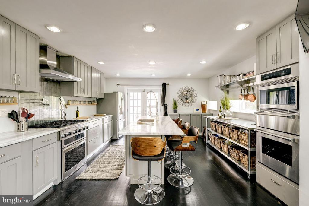 Kitchen - 2301 1ST ST NW, WASHINGTON