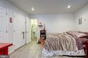 Rental unit A bedroom - 2301 1ST ST NW, WASHINGTON