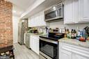 Rental unit B kitchen - 2301 1ST ST NW, WASHINGTON