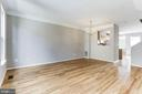 Living Room \Dining Room combo - 28 GOLDEN ASH WAY, GAITHERSBURG