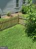 Fenced in back yard - 4111 SWISS STONE DR, BURTONSVILLE