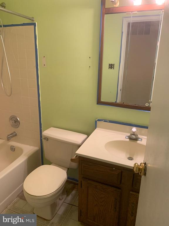 Hall bath - 4111 SWISS STONE DR, BURTONSVILLE