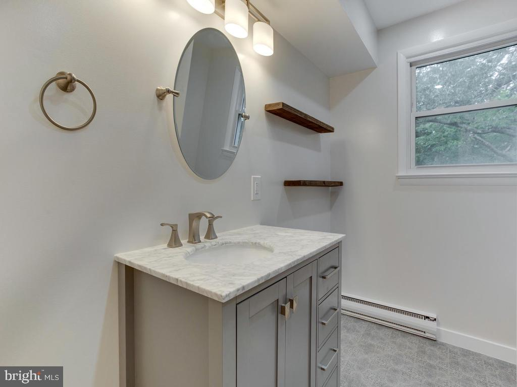 First floor bath - 9685 HOWES RD, DUNKIRK