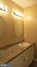 master bathroom - 22191 BERRY RUN RD, ORANGE