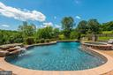 Pristine pool and hot tub - 20634 ST LOUIS RD, PURCELLVILLE