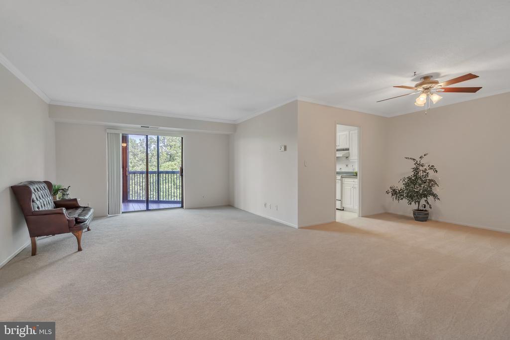 Brand new carpet throughout! - 5903 MOUNT EAGLE DR #610, ALEXANDRIA