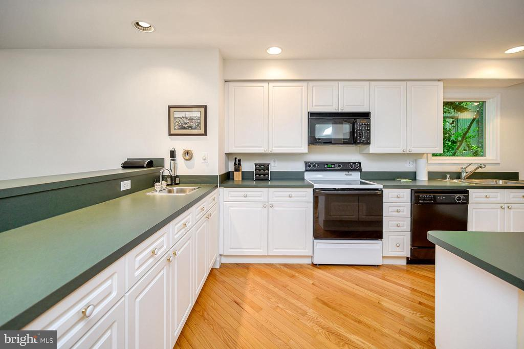 Ample Counter Space Kitchen - 124 BIRCHSIDE CIR, LOCUST GROVE