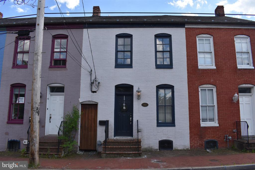 Front of Home - 442 W SOUTH ST, FREDERICK