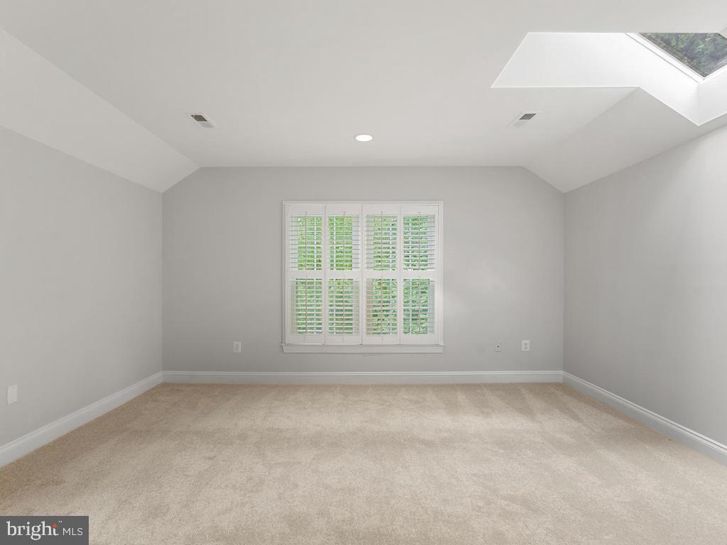 Third Level 6th Bedroom - 13716 SAFE HARBOR CT, ROCKVILLE