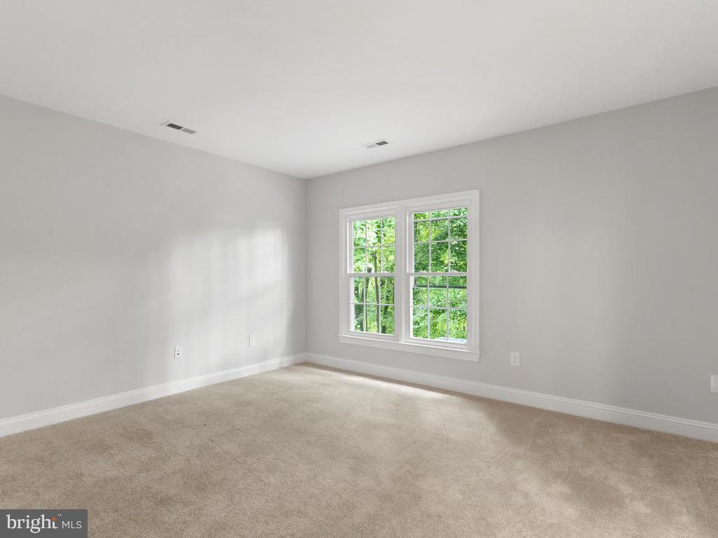 Third Bedroom w/ Treed Views - 13716 SAFE HARBOR CT, ROCKVILLE