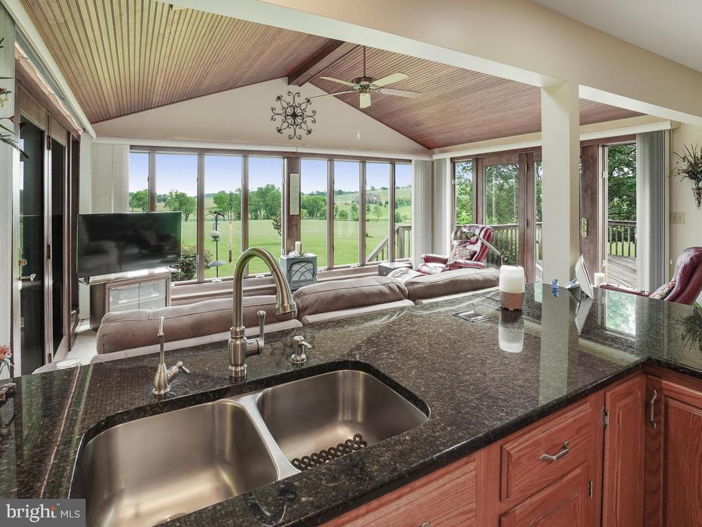 now THAT'S a view while doing dishes!!! - 1719 GREENFIELD RD, ADAMSTOWN