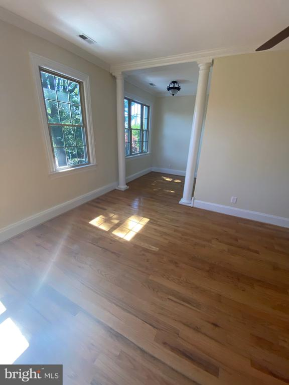 Sitting area-Master Bedroom - 6320 BALTIMORE AVENUE, UNIVERSITY PARK
