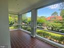 Enclosed porch - 6320 BALTIMORE AVENUE, UNIVERSITY PARK