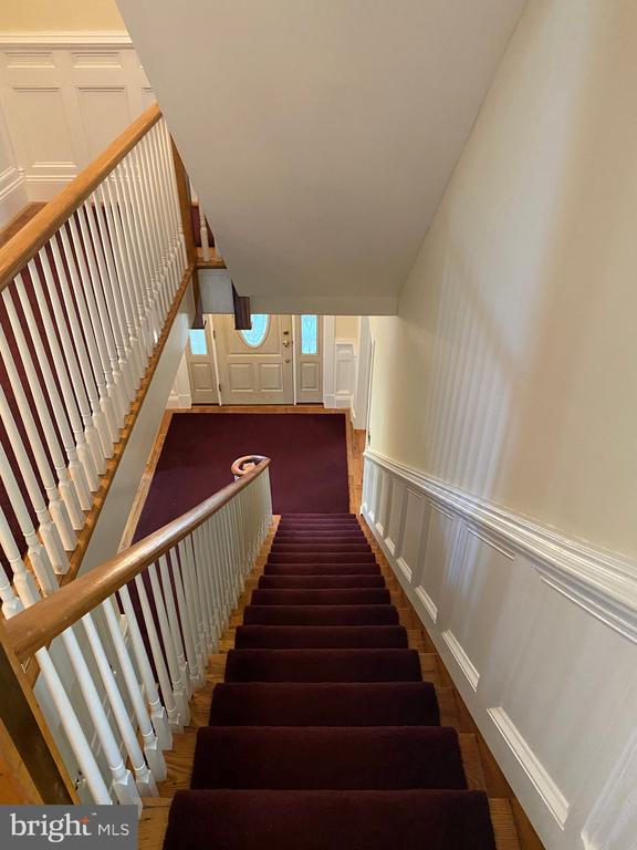 Staircase - 6320 BALTIMORE AVENUE, UNIVERSITY PARK