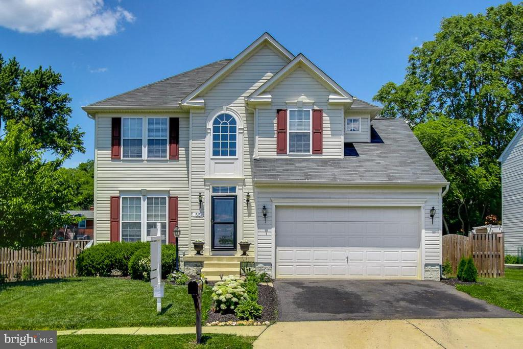 Welcome home! - 55 POTTERFIELD DR, LOVETTSVILLE