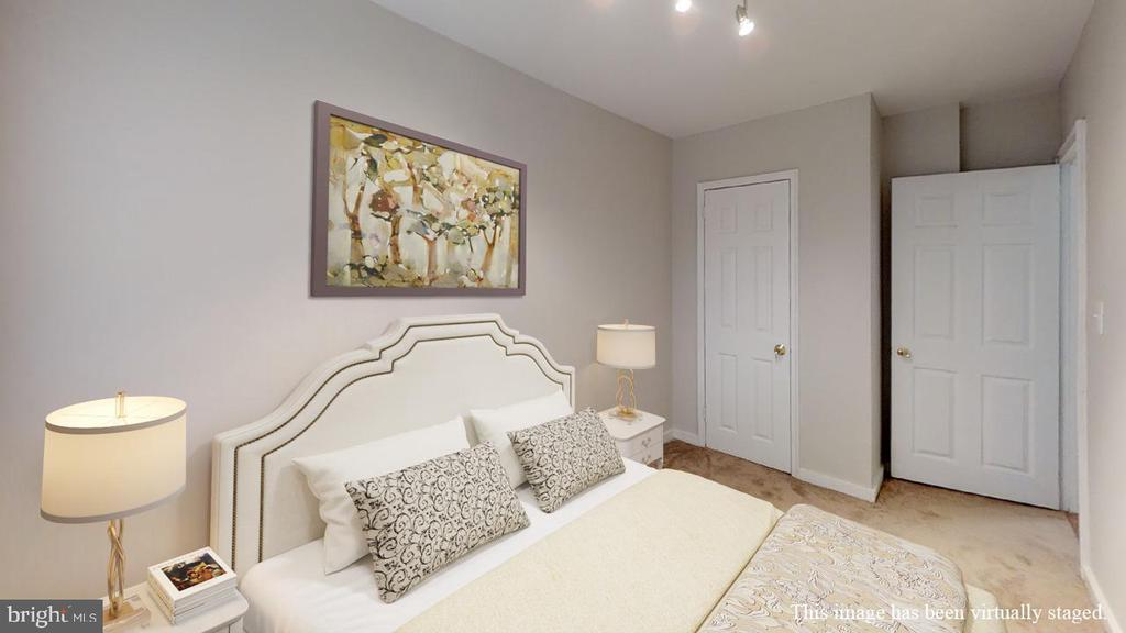 Bedroom 3 - 2310 14TH ST NE, WASHINGTON