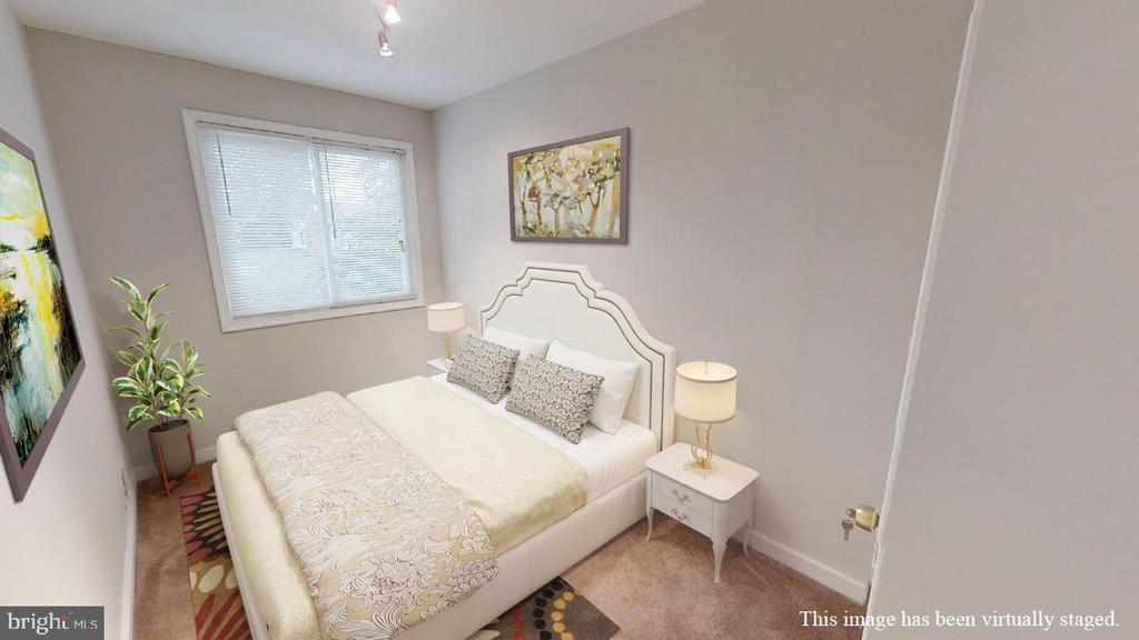, Bedroom 2, view 2 - 2310 14TH ST NE, WASHINGTON