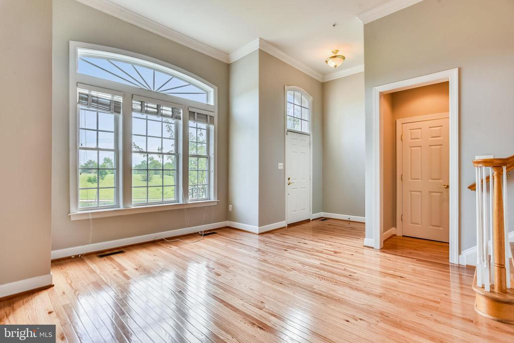 Light and Bright Living Room with Grand Windows - 1216 GAITHER RD, ROCKVILLE