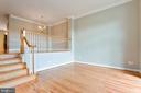 Open Floor Plan with Hardwoods - 1216 GAITHER RD, ROCKVILLE