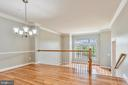 Gorgeous Dining Room - 1216 GAITHER RD, ROCKVILLE