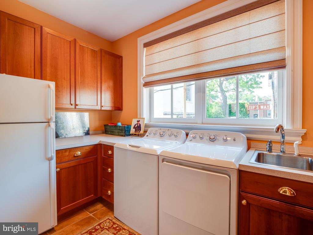 Laundry Room / Pantry with sink - 712 E CAPITOL ST NE, WASHINGTON