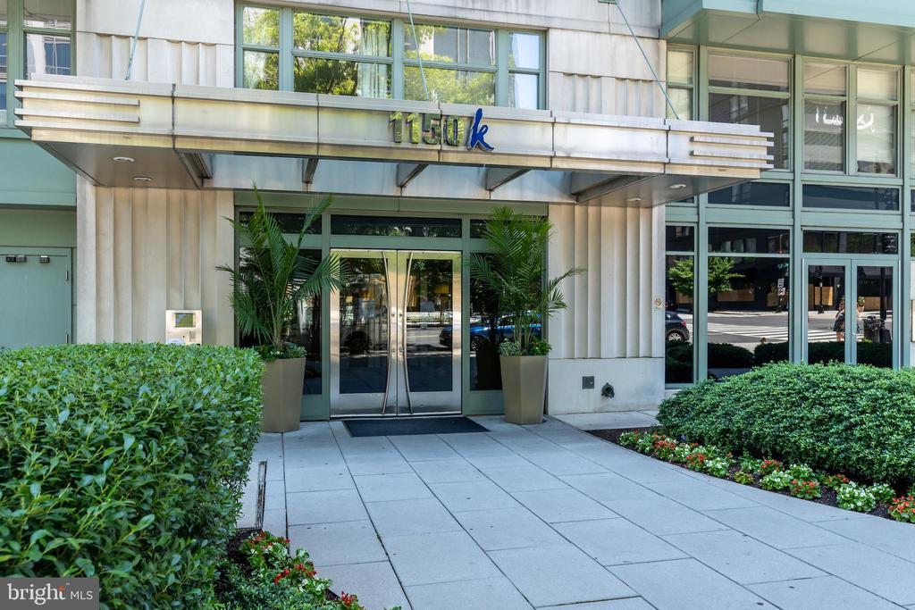 Closest luxury condo building to the White House - 1150 K ST NW #411, WASHINGTON