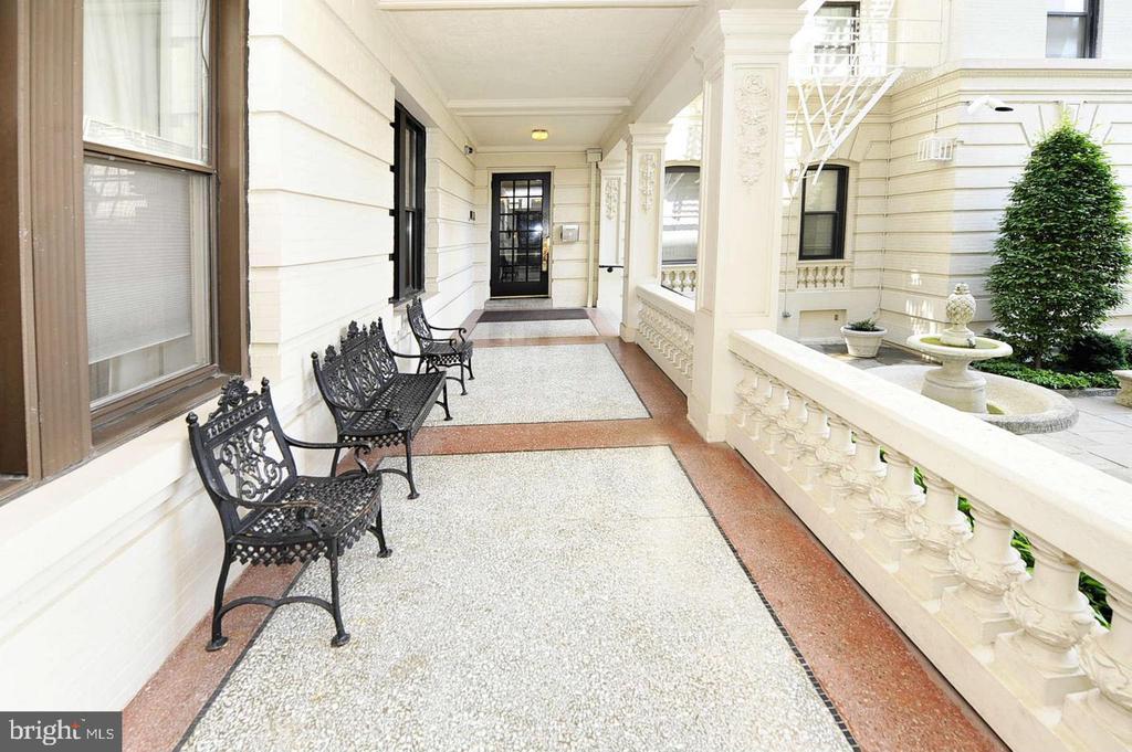 Elegant Terrace - 2153 CALIFORNIA ST NW #306, WASHINGTON