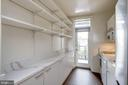 Kintchen w/Poggenpohl cabinets and extra shelving - 2153 CALIFORNIA ST NW #306, WASHINGTON