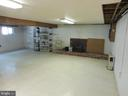 Spacious basement awaiting your finishing touch - 5825 BROOKVIEW DR, ALEXANDRIA