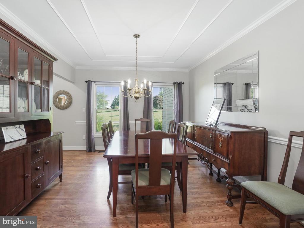 Dining room - 11701 FAIRMONT PL, IJAMSVILLE