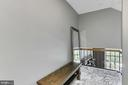 Foyer - Exquisite Marble Flooring Greets You - 1200 N NASH ST #1148, ARLINGTON