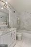 Exquisite Full Marble Bathroom - 1200 N NASH ST #1148, ARLINGTON