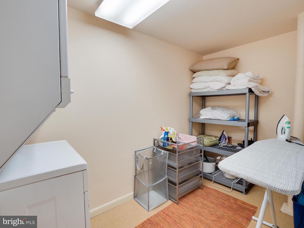 In-law Suite Laundry Room - 712 E CAPITOL ST NE, WASHINGTON