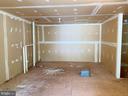 Unfinished Upper Master Bath Area - 13507 DEMETRIAS WAY, GERMANTOWN