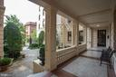Elegant Terrace to beautiful courtyard - 2153 CALIFORNIA ST NW #306, WASHINGTON