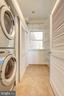 Separate Laundry Room with Full Size W/D - 5511 COLORADO AVE NW #501, WASHINGTON