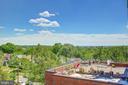 Gorgeous 360 degree views of DC - 5511 COLORADO AVE NW #501, WASHINGTON