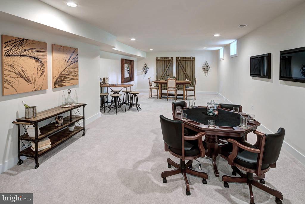 Rec Room (previous model pic) - 3007 WEBER PL, OAKTON