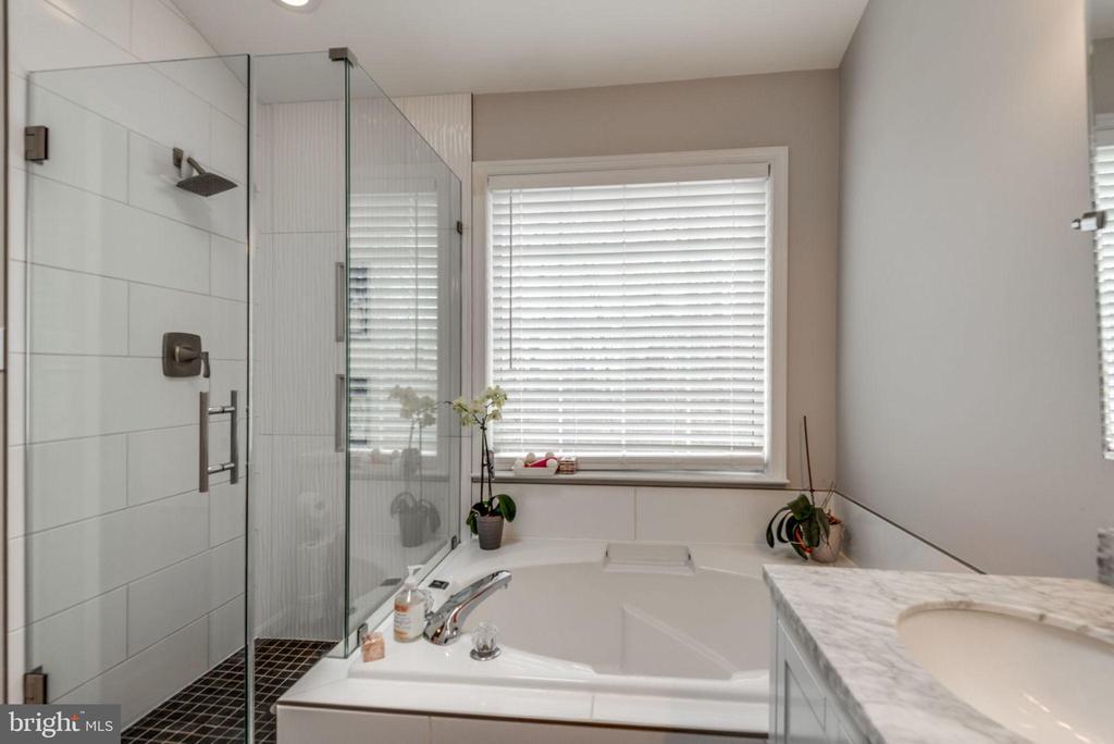 Master Bathroom - 47597 COMER SQ, STERLING