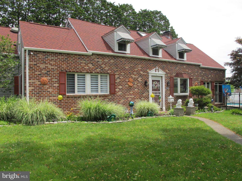 Single Family Homes для того Продажа на Broomall, Пенсильвания 19008 Соединенные Штаты