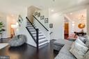 2nd Upper Level ~ Family Room - 23109 COTTONWILLOW SQ, BRAMBLETON
