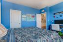 Upper 3rd Level ~ Bedroom #2 - 23109 COTTONWILLOW SQ, BRAMBLETON