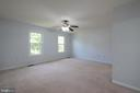 Master Bedroom - 206 PRIMROSE CT SW, LEESBURG