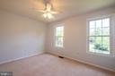 Second Bedroom - 206 PRIMROSE CT SW, LEESBURG