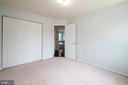 Third Bedroom - 206 PRIMROSE CT SW, LEESBURG