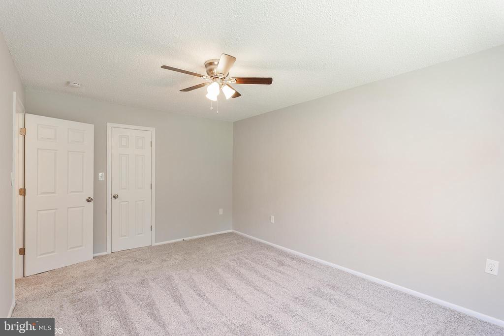 master bedroom view 3 - 3813 SWANN RD #1, SUITLAND