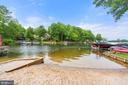 Lake access less than 1 mile from the house. - 535 MT PLEASANT DR, LOCUST GROVE