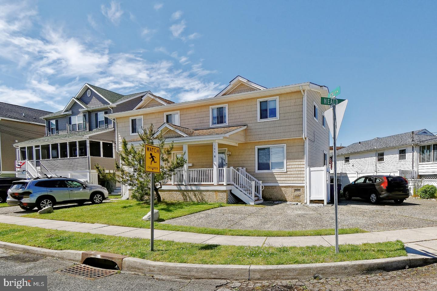 Single Family Homes per Vendita alle ore Brigantine, New Jersey 08203 Stati Uniti
